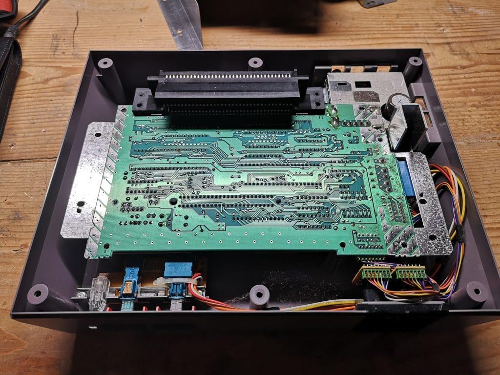 NES reparieren